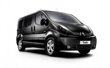 Renault Trafic con GPS