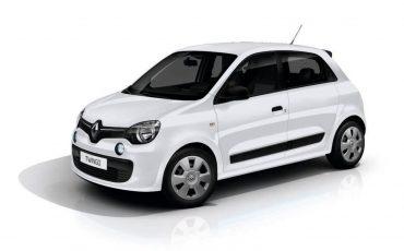 Renault Twingo con GPS