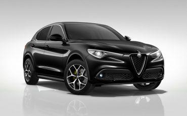 Alfa Romeo Stelvio con GPS